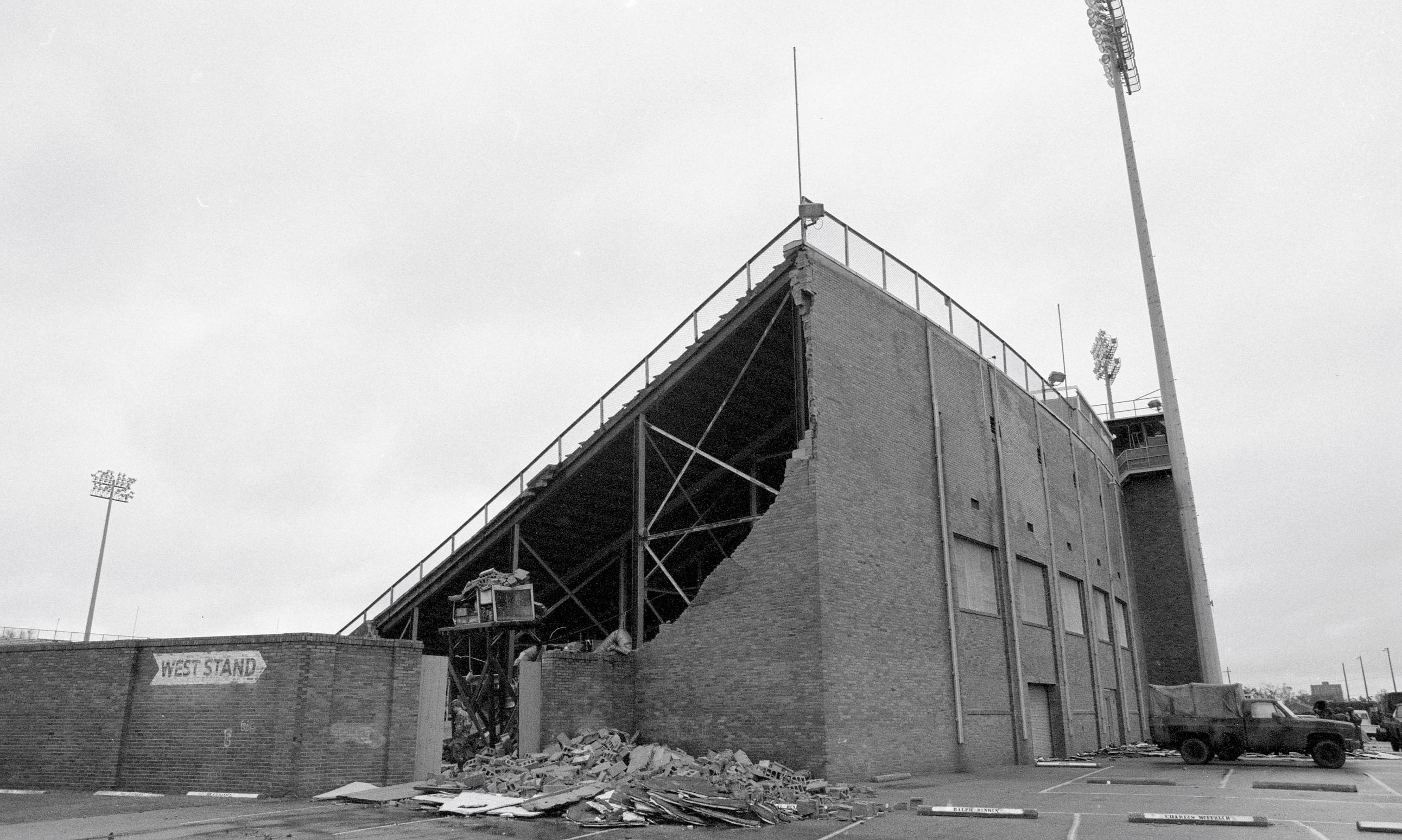 Johnson Hagood Stadium