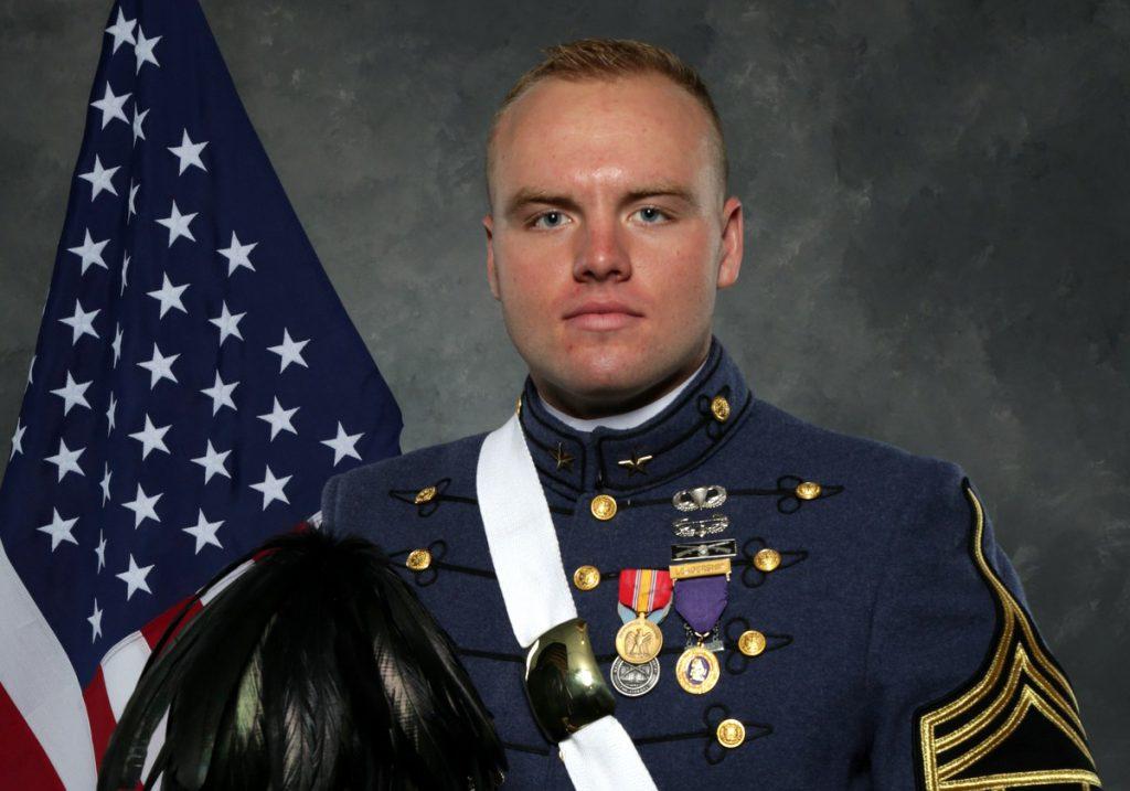 Citadel AROTC Cadet Paul Rhyne