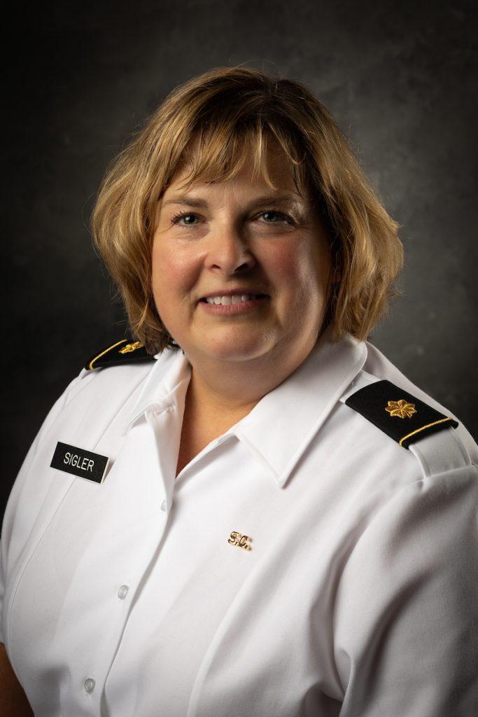 Tracey Sigler, Ph.D.