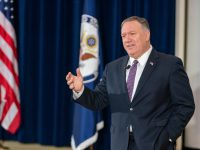 U.S. Secretary of State Michael Pompeo