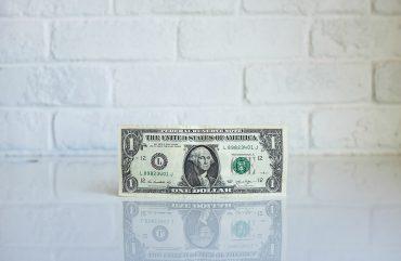 Photo of a one dollar bill