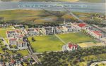 Vintage post card of The Citadel