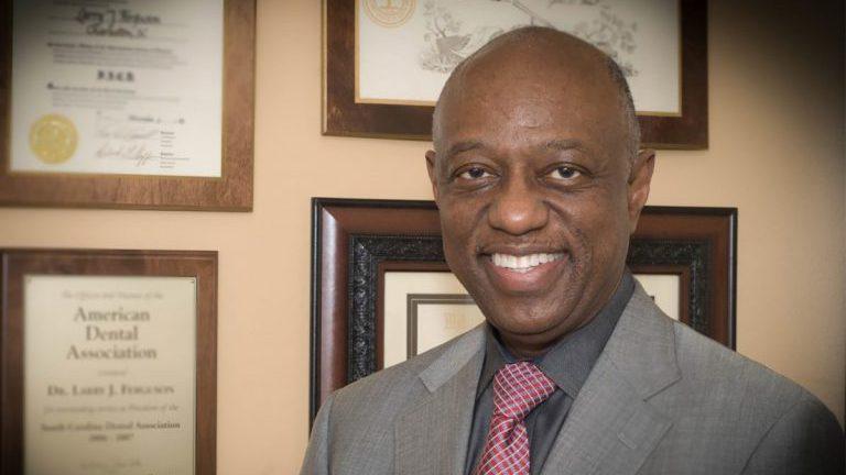 Larry Ferguson, DMD (Courtesy: Charleston Chronicle)