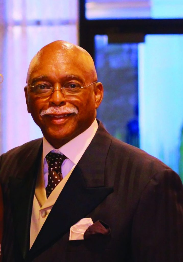 Thaddeus J. Bell, MD (Courtesy: Charleston Chronicle)