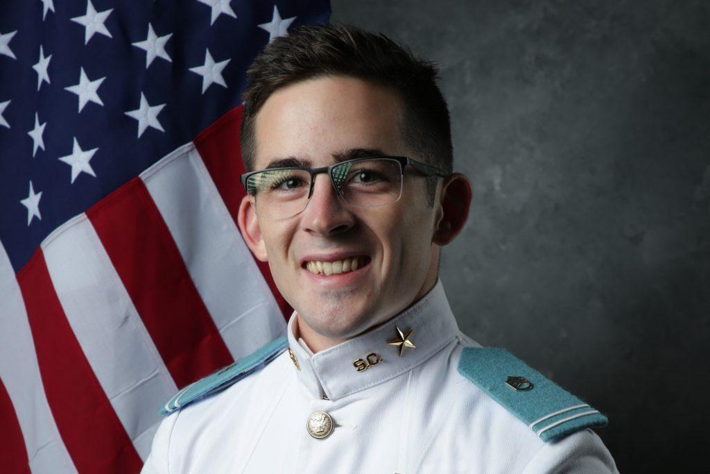 Cadet Jesse Crook, The Citadel