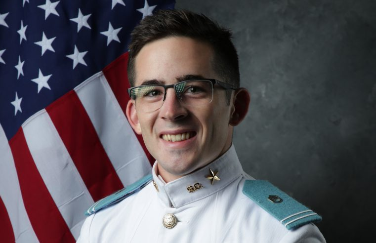 Cadet Jesse Crook, The Citadel