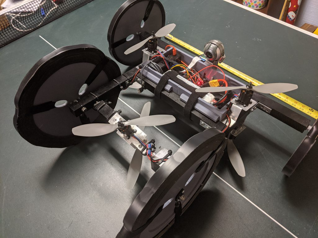 Engineering Cadets Win 10 000 For Wall Climbing Robot The Citadel Today