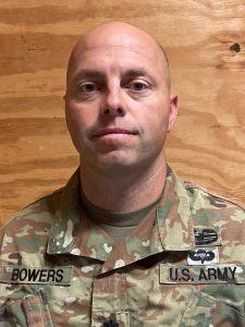 Ltc. Bowers, The Citadel AROTC