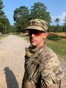 Ltc. Bowers, The Citadel Army ROTC