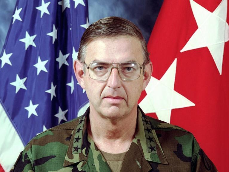 Gen. William W. Hartzog, USA