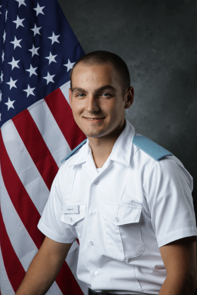 Cadet Caleb Friend, The Citadel