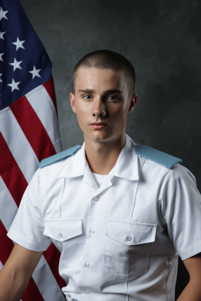 Cadet William Moran