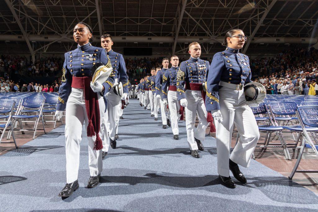 South Carolina Corps of Cadets Graduation, Corps, Cadets