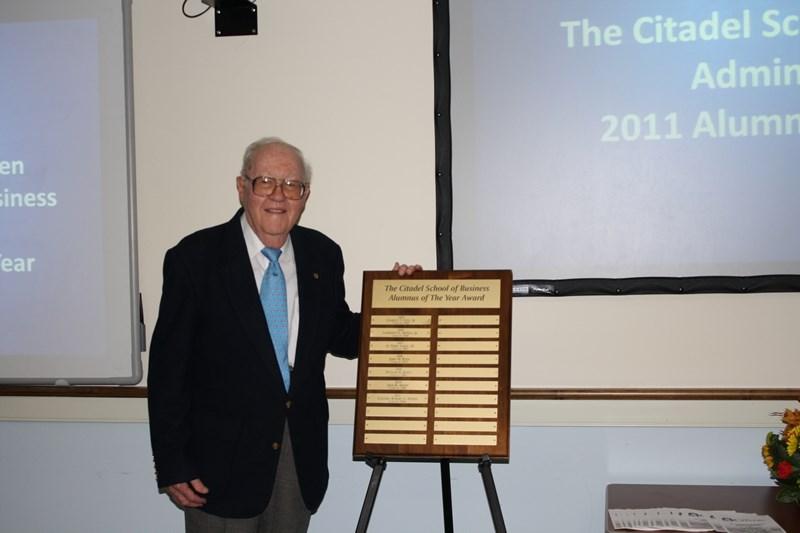 Col. Bob Adden, The Citadel