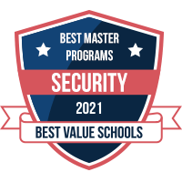 Badge for Best-Masters-in-Security