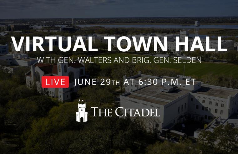 Parents Town Hall Live Graphic June 2021