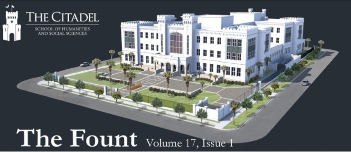 cover photo of new Capers Hall rendering from The Fount newsletter