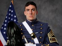 Photo of Cadet Sam Wendt The Citadel Class of 2022